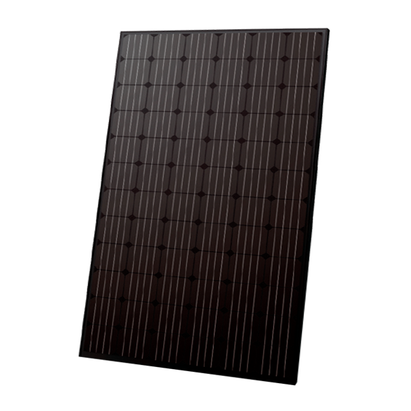 DEGC Solcelleanlæg panel